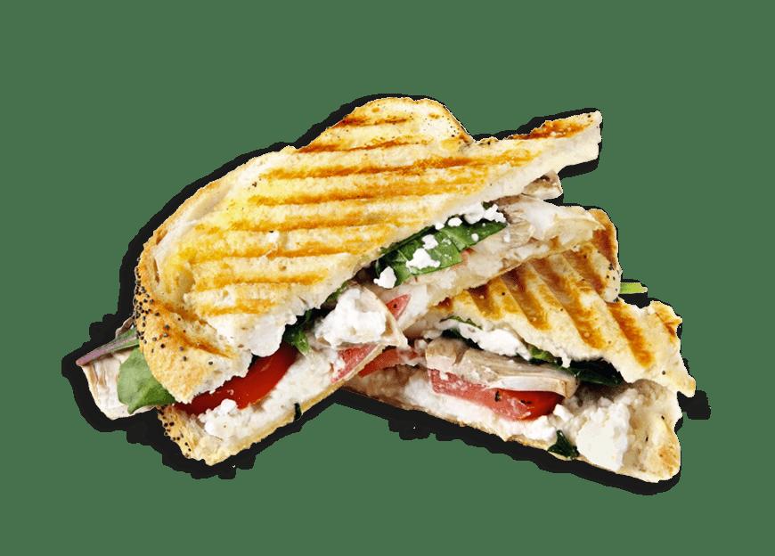 Panini Sandwiches - Good 2 Go Deli